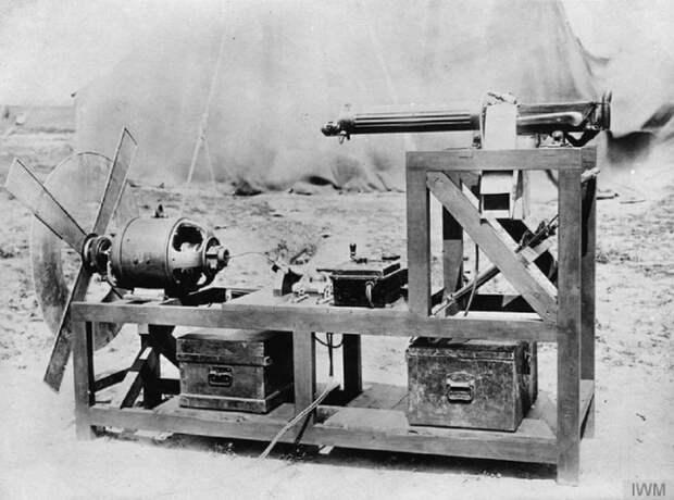 Синхронизатор стрельбы использовался до 1950-х годов.  Фото: ochevidets.ru.