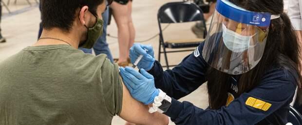 В штате Огайо разыграют $5 млн среди вакцинированных от коронавируса