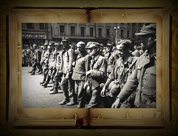 Зачем на самом деле Сталин устроил марш пленных немцев?