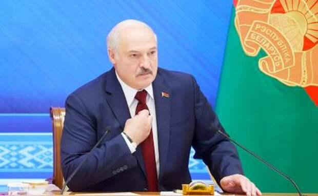 На фото: президент Белоруссии Александр Лукашенко.