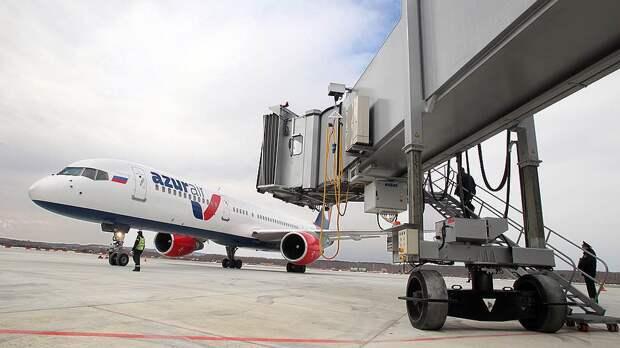 У чартерной Azur Air нашли недочеты в летной годности самолетов