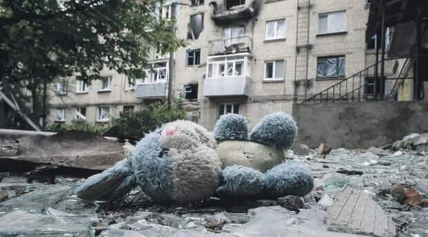 Голос Мордора: Адептам общечеловеческих ценностей убитый на Донбассе ребёнок не интересен