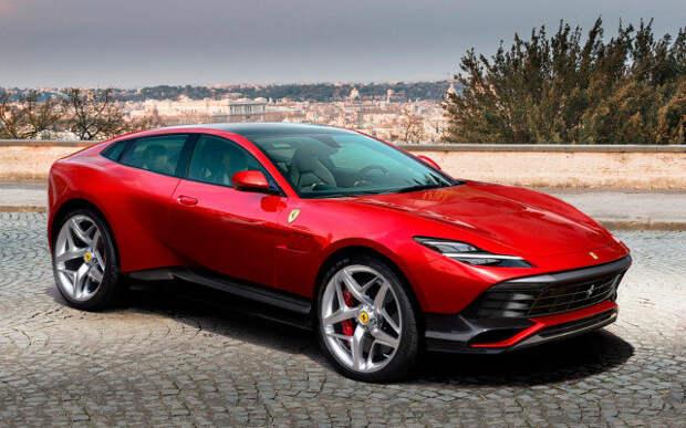 Первый кроссовер Ferrari: 5 фактов о самой интересной новинке года!