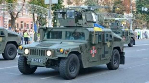 Украинский генерал обещал отправить Россию в нокаут ударом в челюсть