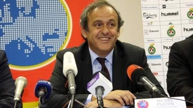 Экс-глава УЕФА дал показания по делу о коррупции на Евро-2016