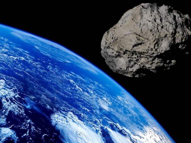 СМИ: к Земле летит огромный астероид, крупнее пирамиды Хеопса