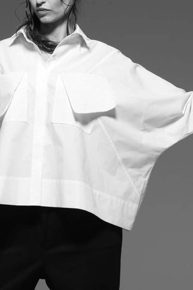Интересные детали (блузки)
