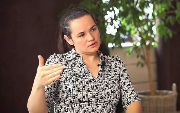 «Он выжидает»: Тихановская оценила роль Путина в белорусских событиях