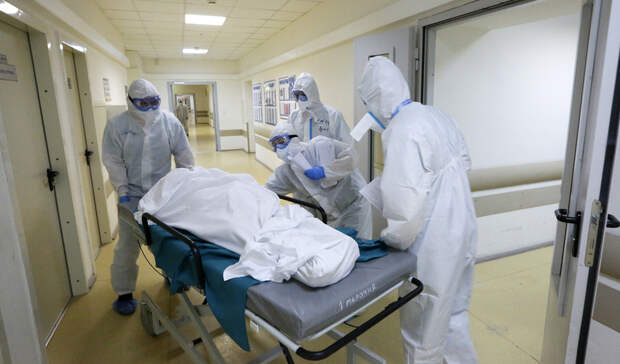 Суточный прирост числа заболевших в Москве стал максимальным с начала пандемии