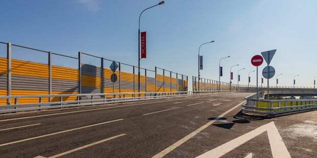 Грузовикам свыше 12 тонн запретили въезд на МКАД в Строгине