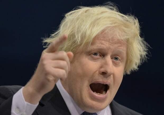 Глава британского МИД Джонсон выдвинул России ультиматум