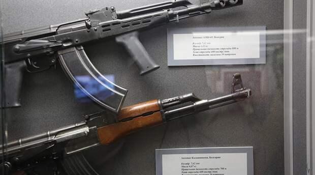 Автомат Калашникова: инженерный гений или всего лишь копия