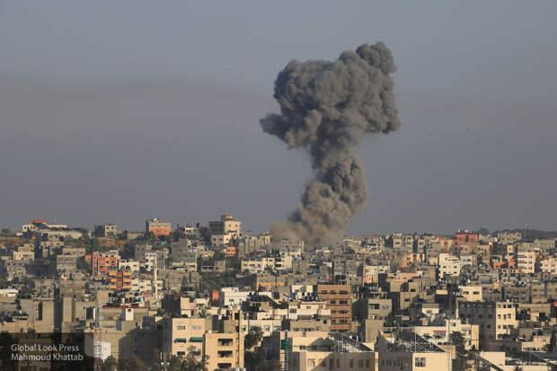 Вокруг Израиля разрушен пояс безопасности