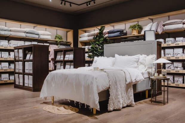 В Петербурге открывается концепт-стор H&M Home