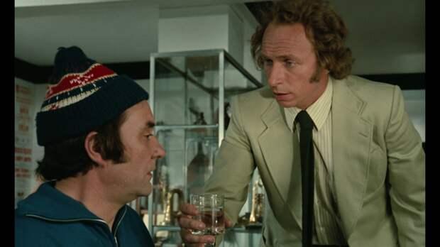 Высокий блондин в черном ботинке (1972) Пьер Ришар, голливуд, кино, факты