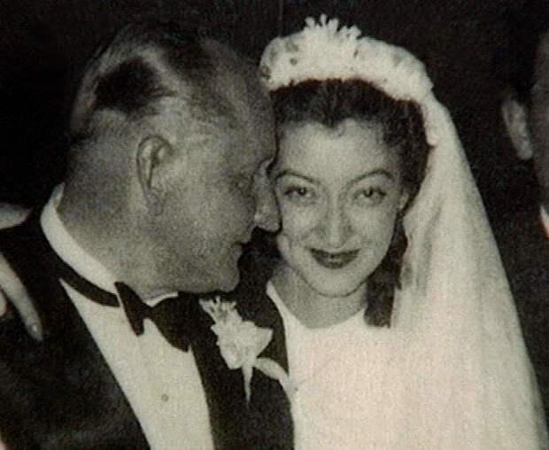 Александр и Лидия Вертинские. Свадьба. Шанхай, 1942 год.