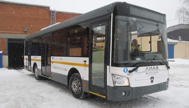 В Подольске планируют запустить 3 новых автобусных маршрута
