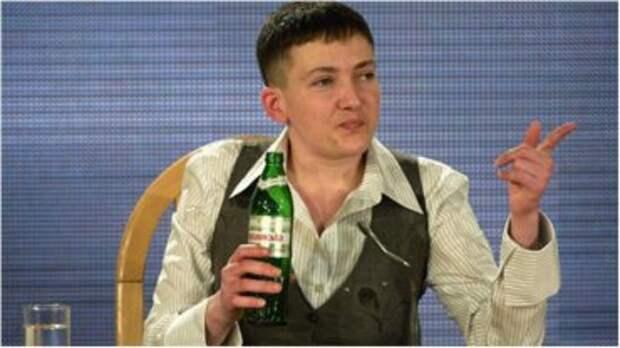Встречалась ли Савченко с Захарченко и Плотницким или это очередной вброс?