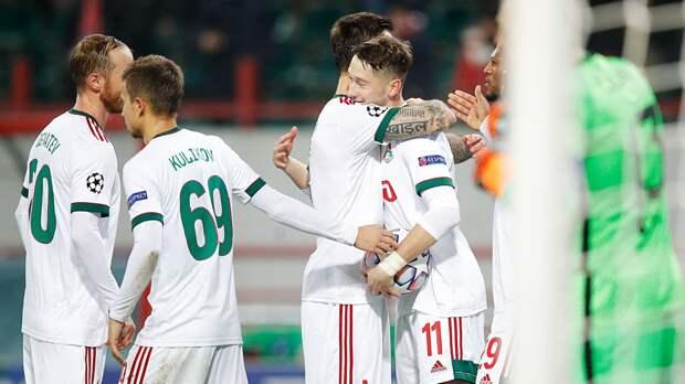 Футболисты «Локомотива» приняли участие в Крещенских купаниях