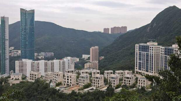 $1,3 миллиона за парковочное место. В Гонконге установлен новый рекорд