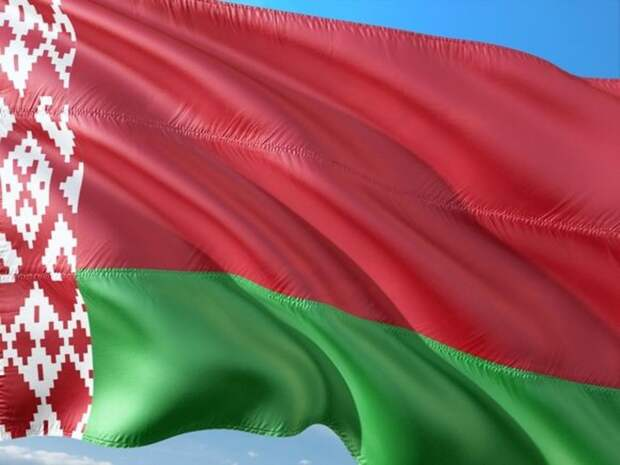 В Минске возбудили дело о надругательстве над государственным флагом