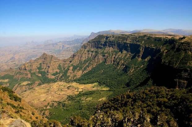 RoofofAfrica04 «Крыша Африки»: впечатляющая красота Эфиопского нагорья