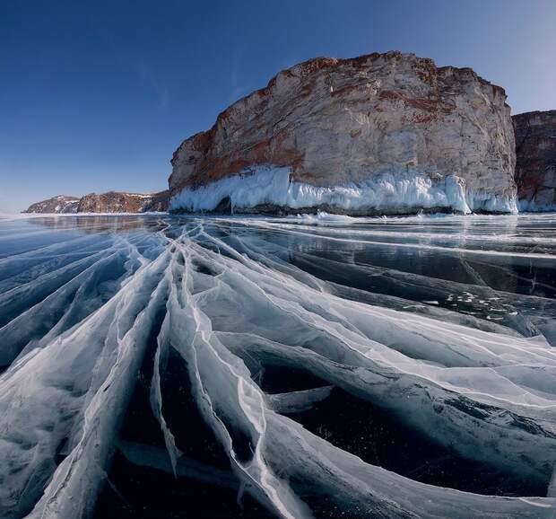 frozen06 Самые красивые фотографии морозной зимы