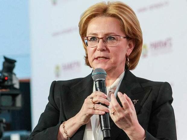 Позитивные заявления Скворцовой о росте операций по трансплантации органов в РФ