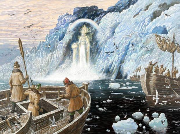 Земля Санникова: затонувшая Гиперборея… Ну хватит уже!