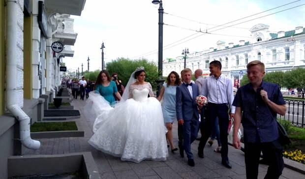 ВБелгородской области стали чаще жениться иреже разводиться