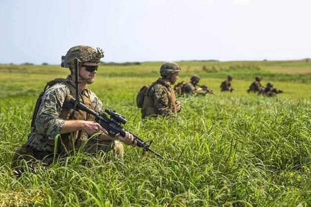 Politico: Россия могла атаковать энергетическим оружием военных США в Сирии