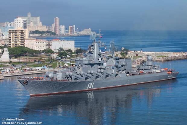 Долгожданный ответ России на протест НАТО по поводу военных баз на Кубе