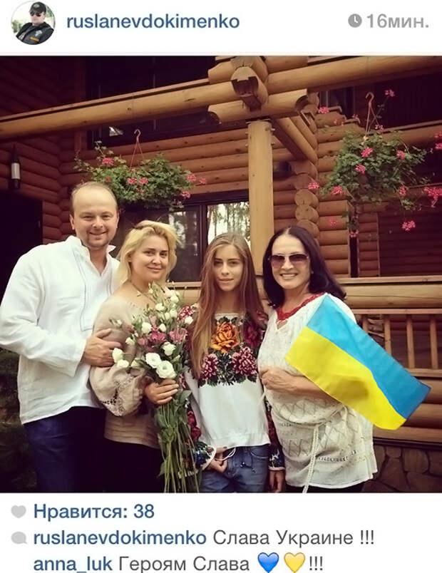 Ротару: «Если Путин подарит мне российский паспорт, как Депардье, - не откажусь!»