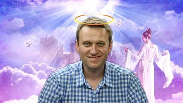 Пасхальная весть: Навальный стал Верующим Православным