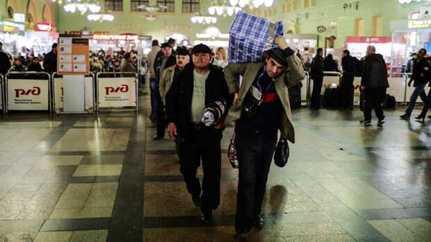 """В Москве """"заминировали"""" все вокзалы и автостанции"""