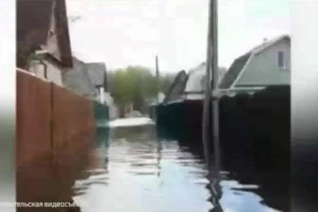 В Ярославском районе полсотни частных участков остаются в воде