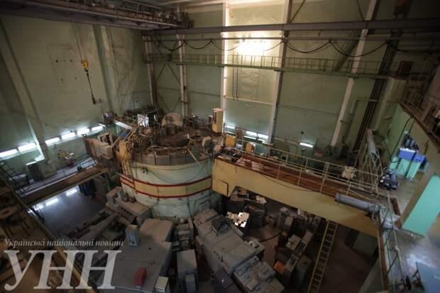 Жизнь на реакторе: в Киеве обнаружили действующую ядерную установку