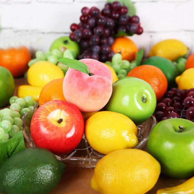 Композиции, панно, топиарии из искусственных фруктов. Преимущества и применение фруктовых муляжей