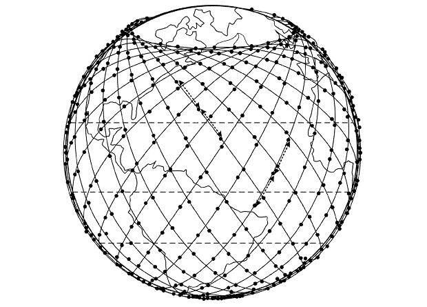 SpaceX разрешили вывести на орбиту 11927 интернет-спутников