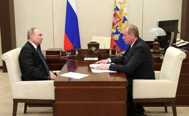 Губернатор-коммунист просит Путина остановить разграбление Сибири китайцами. Что ответят либералы у Медведева?