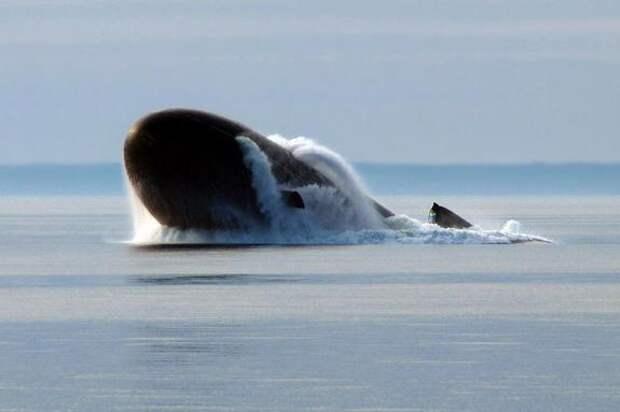 National Interest объяснил, чем новые российские атомные подлодки «Борей-А» опасны для США
