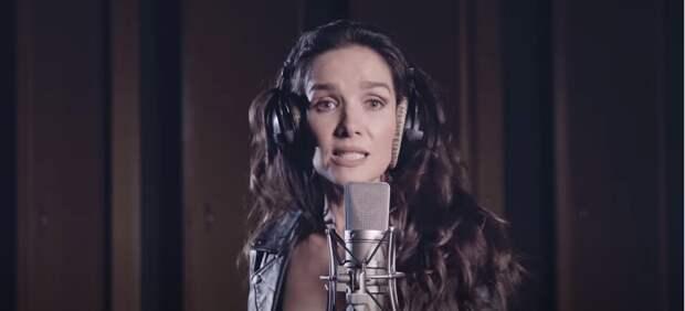 Новый хит на русском языке представила Наталия Орейро