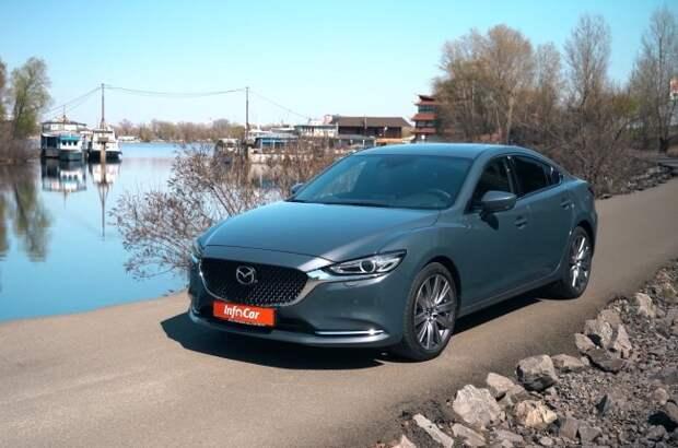 Турбированная Mazda6: посмотреть на модель по-новому. Mazda 6 Sedan