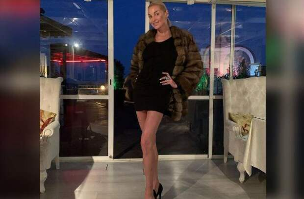 Фанаты предупредили Волочкову об анорексии после ее рассказа о диете