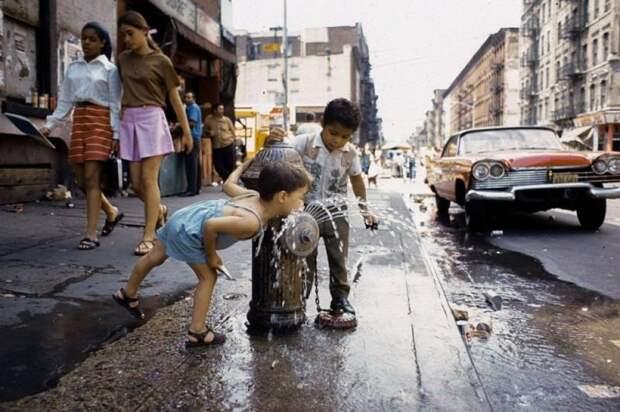 Нью-Йорк 70‑хгодов