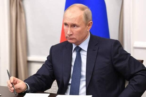 New Yorker рассказал о «гении Путина»