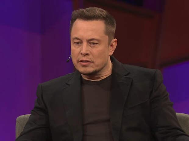 Илон Маск поучаствовал в телешоу и лишился $20млрд