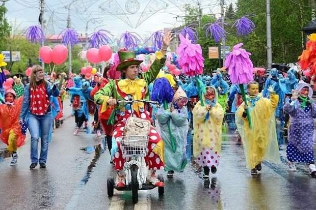 В этом году Красноярск останется без карнавала