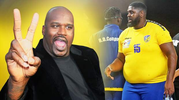 Big Boss из сборной Конго - один из лучших игроков ЧМ-2021