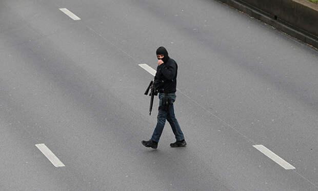 Евреям оружие! А остальным - бомбы?. евреи, Франция, терактs в Париже, исламисты, терроризм